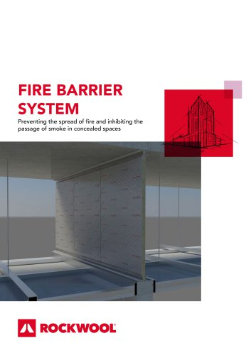 FIRE BARRIER SYSTEM