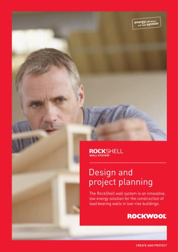 ROCKSHELL® DESIGN AND PROJECT PLANNING