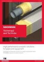 Rockwool techwrap & techtube - 1