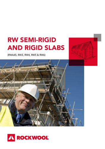RW SEMI-RIGID AND RIGID SLABS