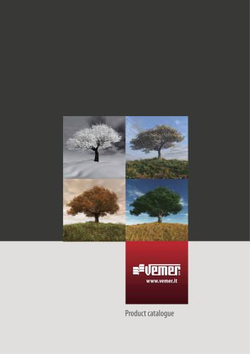 Product Catalogue 2011