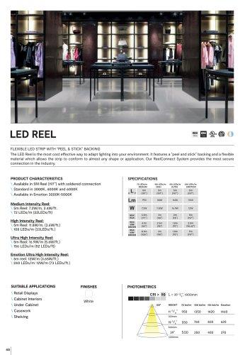 LED REEL