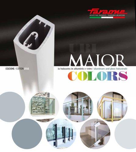 Maior Colors catalogue 2016