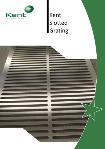 Slotted Grating