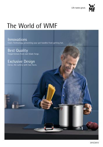 The World of WMF
