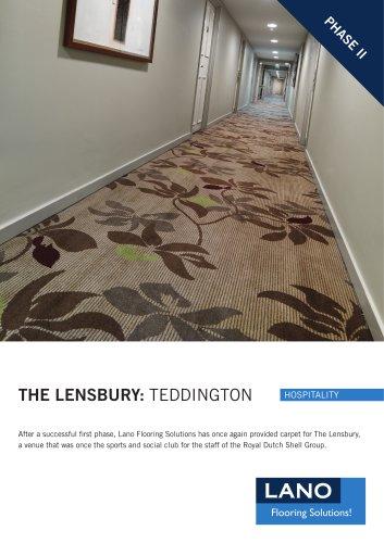 LANO The Lensbury (phase 2)