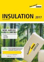 Brochure wood fiber insulation boards