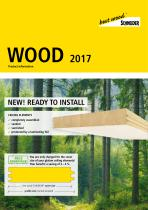 Brochure WOOD products
