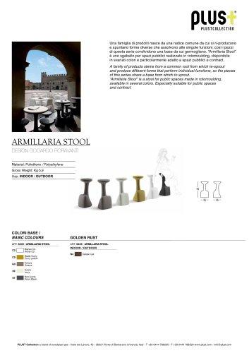 ARMILLARIA STOOL