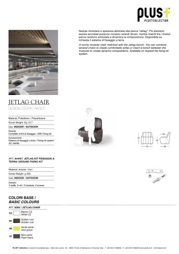 Jetlag Chair