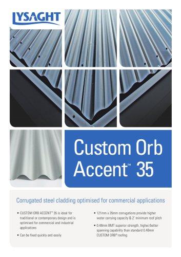 LysaghtCustomOrbAccent35-DesignInstallGuideFeb2013