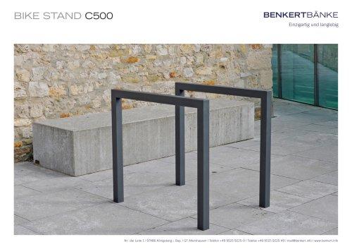 BENKERT BAENKE bike stand C500