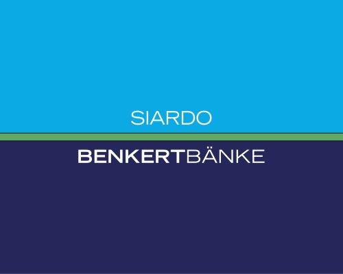 BENKERT BAENKE SIARDO 2017