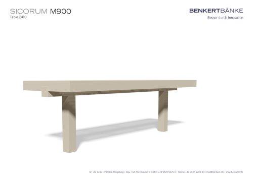 SICORUM M900 table 2410