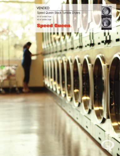 Stack Tumble Dryers, STT30-45