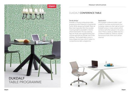 Dukdalf Lounge Chair.Dukdalf Conference Table Gispen Pdf Catalogs