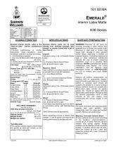 EMERALD ® Interior Latex Matte - 1