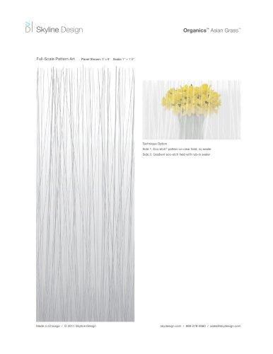 asian grass