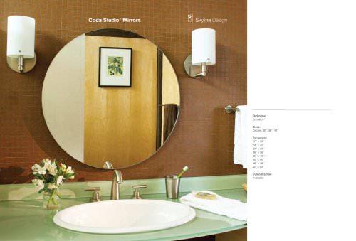 Coda Studio Mirrors