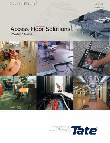 Produit Guide Brochure