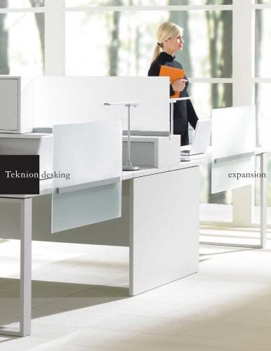 Desking Systems:Expansion Desking