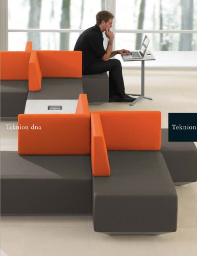 Seating-by family:Teknion dna