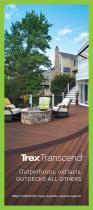 Trex decking railing - 3