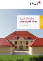 Ergoldsbacher Clay Roof Tiles