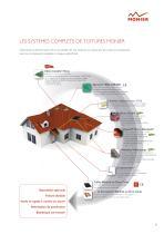 Comprehensive guide to the range Monier - 10
