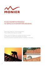 Comprehensive guide to the range Monier - 5