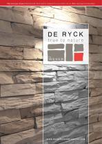 Catalog De Ryck By Weser