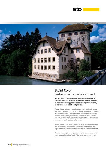 StoSil Color