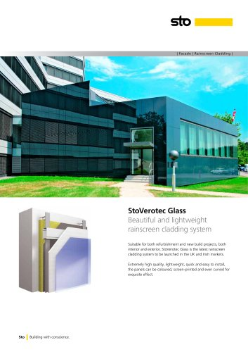 StoVerotec Glass