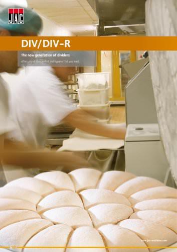 DIV/DIV -R