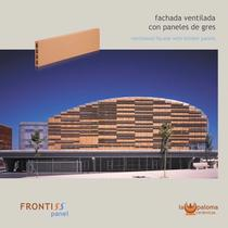 Ventilated façade Frontiss Panel