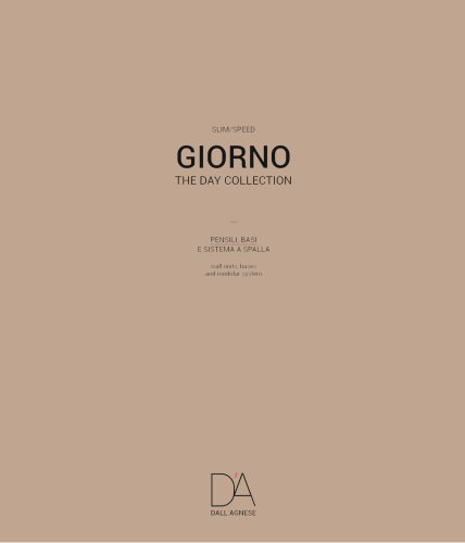 GIORNO THE DAY COLLECTION