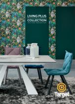LIVING PLUS collection - Tables, chairs, stools