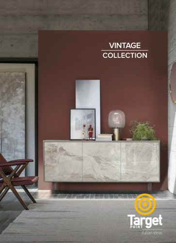VINTAGE collection - sideboards, tables, chairs, complements