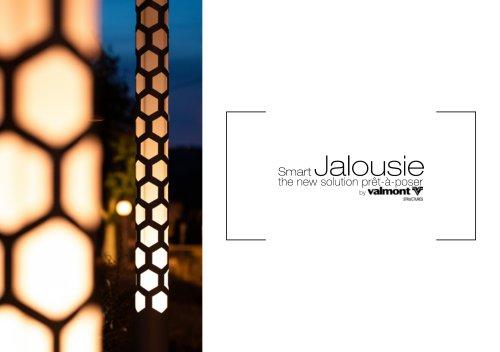 Lighting columns Smart Jalousie