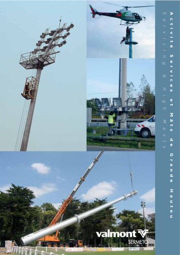 Servicing & High Masts
