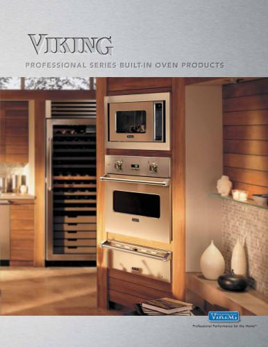 Built-in Oven Products