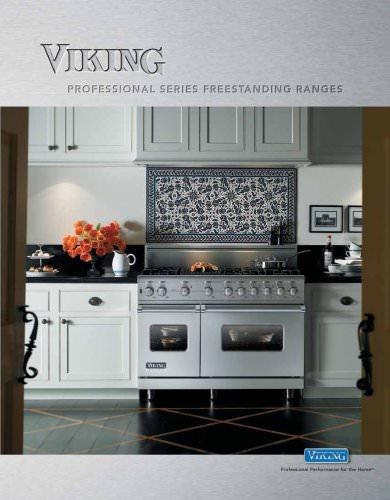 Freestanding Ranges