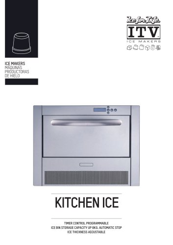 KITCHEN ICE