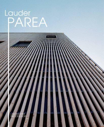 Lauder PAREA - Facade