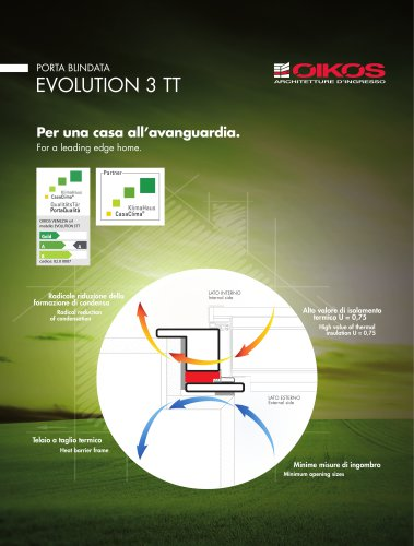 Evolution 3TT