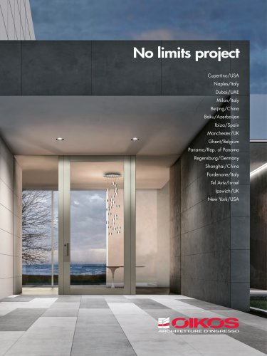 No Limits Project 2018