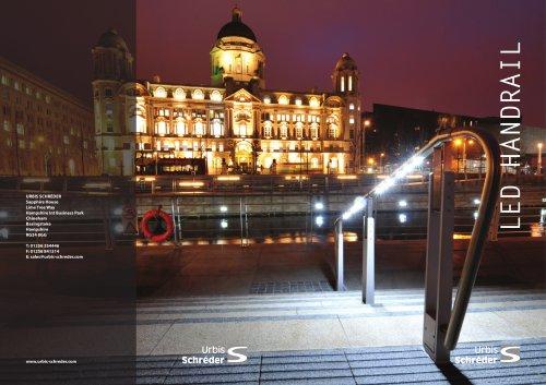 LED Handrail Brochure
