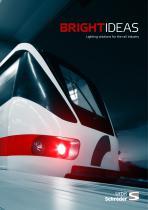 Railway Lighting Solutions Brochure