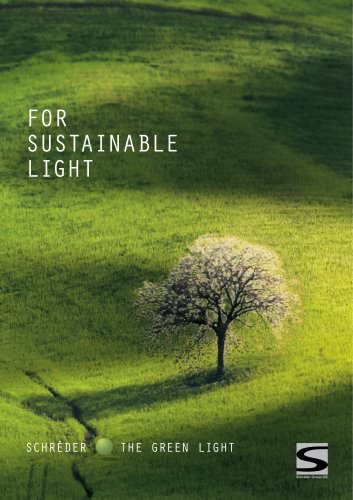 Sustainable Light