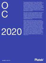 Operating Catalogue 2020